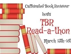 TBR Read-A-Thon March 13-16-2015
