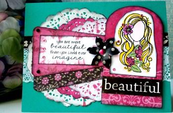 Beautiful Guest Designer Card - Feature Photo