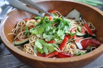 Chilled Noodle Salad