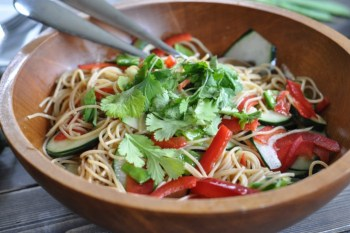 Chilled Noodle Salad