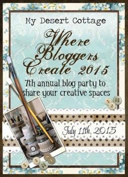 Where Bloggers Create 2015