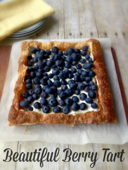 Beautiful Berry Tart