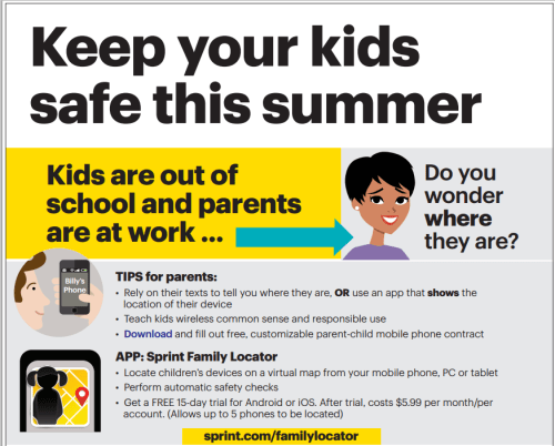 Keep Your Kids Safe This Summer