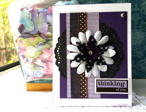 Thinking Of You -Card - Create With Joy