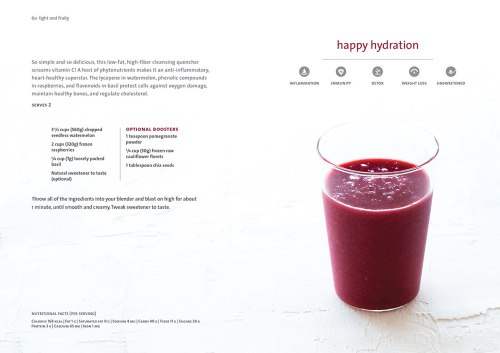Blender Girl - Happy Hydration