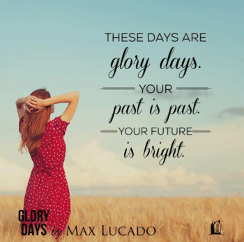 Glory Days - Your Future Is Bright