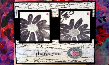 A Sophisticated Thank You Card - Create With Joy