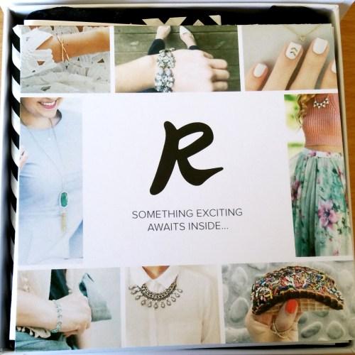 October Rocksbox Unboxing - Create With Joy