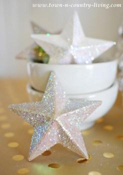 Paper Mache Stars