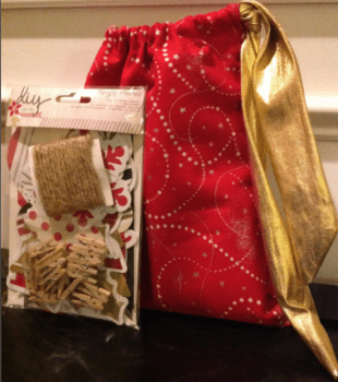 6 Completed Bag and Bonus Gift