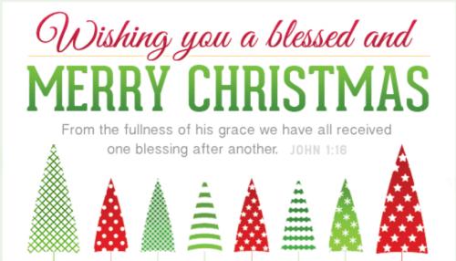 FF Christmas Greeting