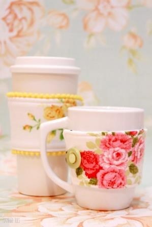Fabric Mugs