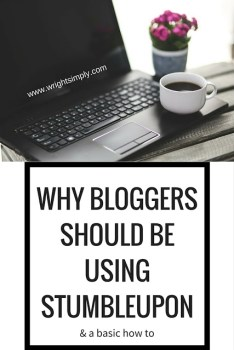 Why bloggers should use StumbleUpon