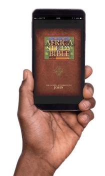 Africa Bible Study App