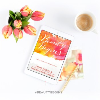 Beauty Begins Graphic