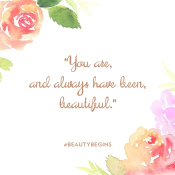 Beauty Begins Quote 2