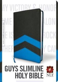 Guys Slimline Bible NLT