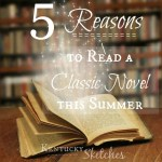 5 Reasons To Read A Novel This Summer