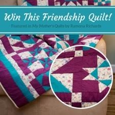 Quilt Giveaway