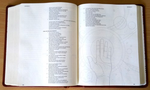 Illustrators Notetaking Bible - Reverse 2