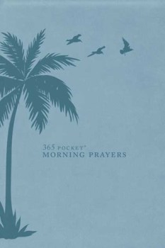 365 Pocket Morning Prayers - Cover