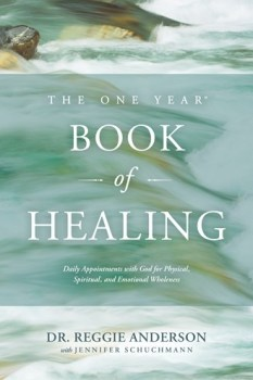 The One Year Book Of Healing