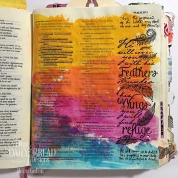 Bible Journaling-underhiswings-helengullet