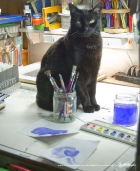 Cats and Art