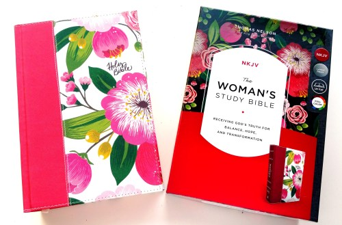 NKJV Woman's Study Bible Feature