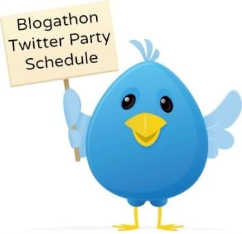 blogathon-twitter-party-schedule