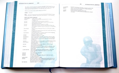 Apologetics Study Bible For Students - Sample Page 2