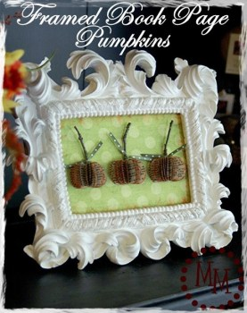 Framed Pumpkins