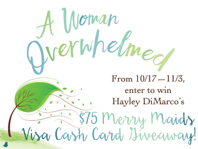 A Woman Overwhelmed Giveaway
