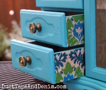 Jewelry box makevoer