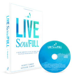 Live Soulfull Book & CD