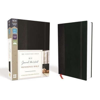 NIV Journal The Word Reference Bible-1