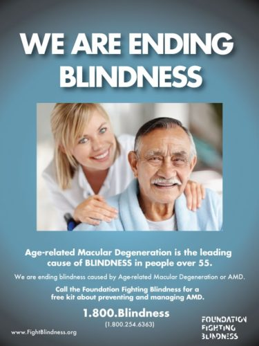 We Are Fighting Blindness