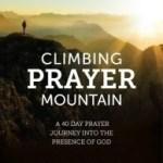 Climbing Prayer Mountain