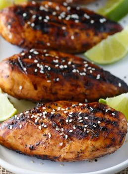 Honey Sriracha Chicken