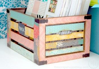 Decopauged Crate