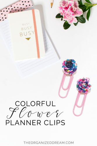 Colorful-Flower-Planner-Clips