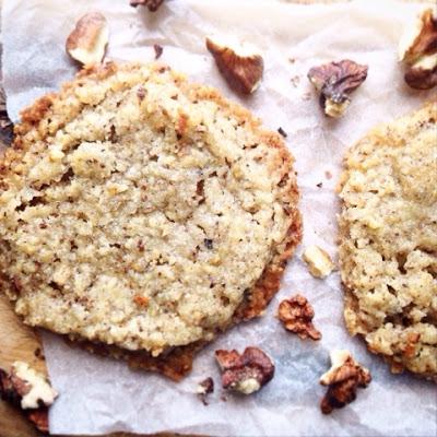 Walnut Butter Biscuits