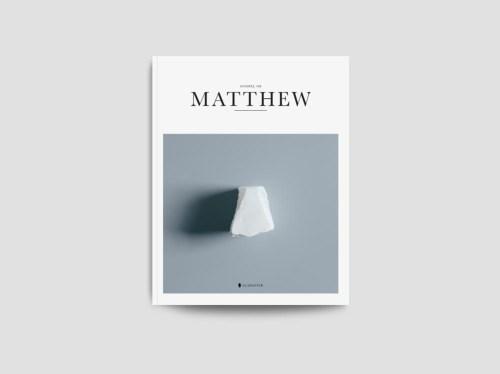 Alabaster Gospel of Matthew