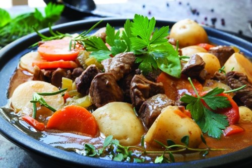 American Irish Beef Stew