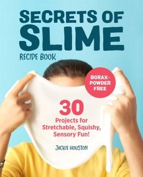 Secrets of Slime Recipe Book