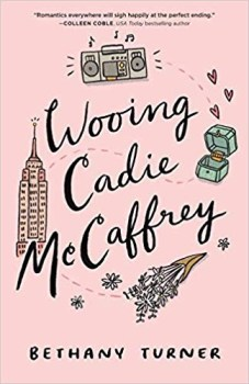 Wooing Cadie McCaffrey – Book Review by Create With Joy