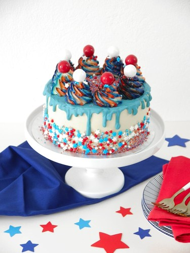 Red-White-Blue-Layer-Cake