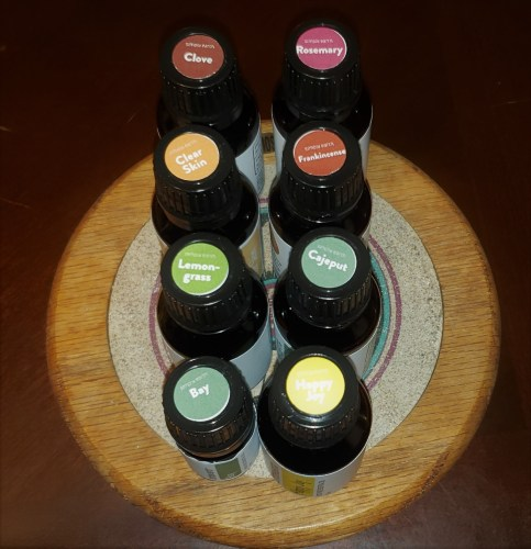 Simply Earth Labeled Oils