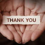 Thank You - Hands