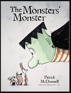 Tina Peterson - The Monsters' Monster